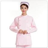 护士服套装牙医口腔分体服长袖冬药店工作服美容服ICU服定做