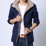 定做大衣新款秋冬季男装男士中长款风衣毛呢子大衣韩版修身潮披风定做