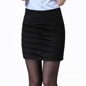 定做免烫冬装新品半身裙秋冬短裙女裙包臀裙裙子包裙半裙重庆西服裙子定做