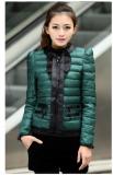 定做新款短款女士小棉服女装修身韩版羽绒棉棉衣防寒服女外套包邮定做