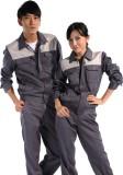 春秋冬季长袖工作服工服防静电工人工作服套装定做