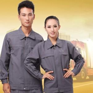 男式工作服套装秋冬长袖纯棉工服电焊汽修服劳保服厂服定做