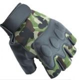 特种手套户外运动防护手套男女通用半指手套战术手套骑行手套定做