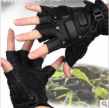 我是特种兵特种战术高档真皮格斗防护手套打架手套格斗手套送礼定做