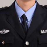 重庆保安服装春秋装全套男物业酒店长袖保安工作制服套装定做