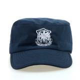 重庆新款保安便帽保安绣花帽酒店物业保安帽定做