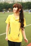 重庆中学生校服款青春靓丽初中女生夏季运动校服定做
