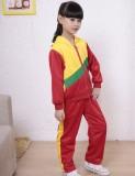 重庆幼儿园园服秋季小学生校服秋冬装学生校服儿童运动套装定做