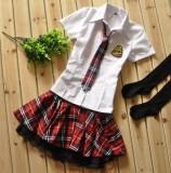 重庆韩国校服英伦学院派班服套装学生服学生装韩版校服女生学生校服定做