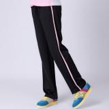 重庆学生校服初中女生夏装运动服校服套装班服团体服运动长裤定做
