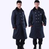 重庆保安冬装制服棉服保安大衣冬执勤服多功能军大衣工作服定做