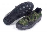 重庆出游必备加厚迷彩鞋作训鞋登山鞋男式军鞋帆布鞋户外迷彩解放鞋定做