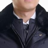 重庆保安服冬季制服加厚棉服多功能保安大衣男女执勤服劳保服工作服定做