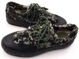 重庆迷彩作训鞋解放鞋耐磨透气帆布胶鞋户外训练鞋硫化鞋军鞋定做