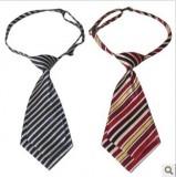 重庆女式领带双层小领带休闲领带服务员领男童女童小领带定做