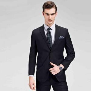 男士重庆西服套装男士修身重庆西装商务重庆西服套装定做