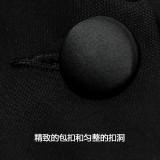 女士正装圆领长袖重庆西装西裤职业套装时尚OL定做