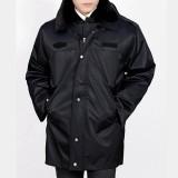 重庆冬装加厚防寒保安服男款大衣加长款防寒服警察棉衣多功能大衣定做
