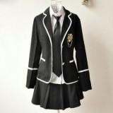 重庆韩国校服套装韩版班服日本水手服英伦学院派学生女装制服定做
